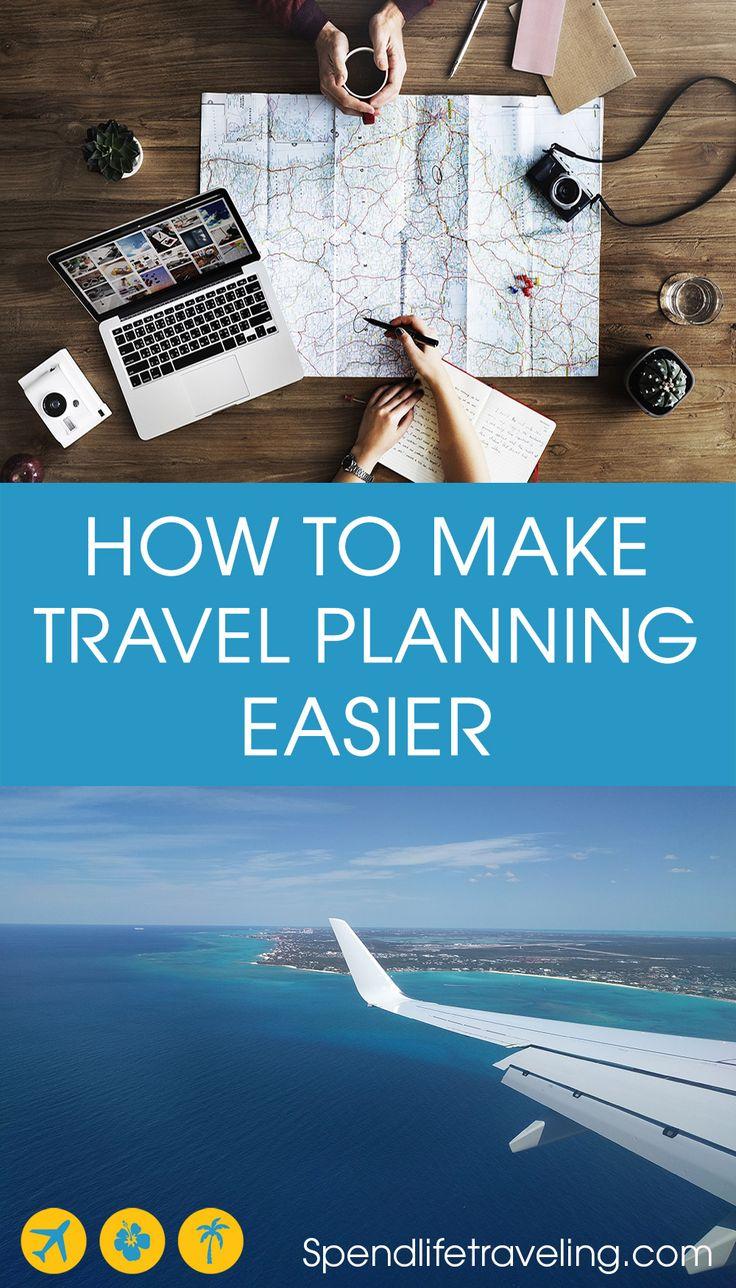 5 Tips to Make Travel Planning Easier