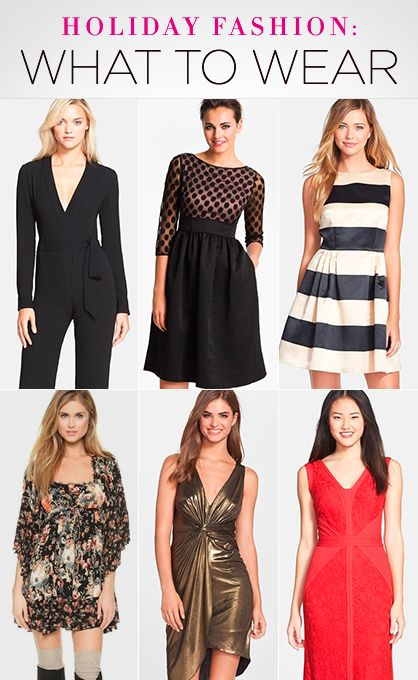 Holiday Fashion: What to Wear for Every Event