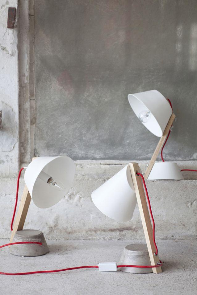 Lamp Beton by Catherine Lovatt for Serax