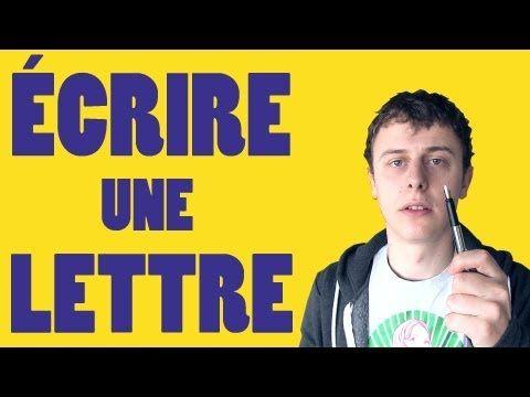 NORMAN - ÉCRIRE UNE LETTRE - YouTube