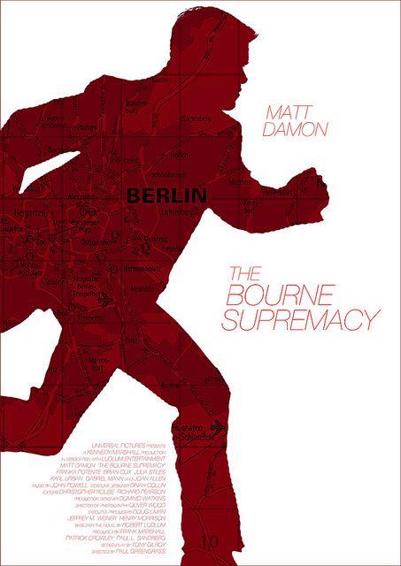 The Bourne Supremacy ( 8/10)