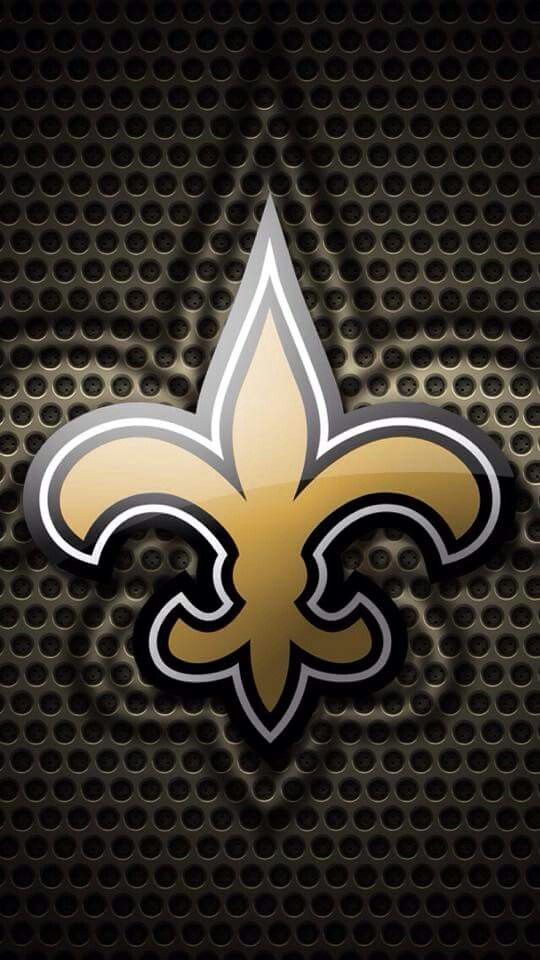 New Orleans Saints iphone & Android Screen Saver