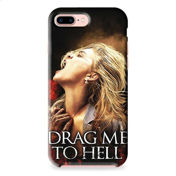 Drag Me To Hell iPhone 7 Plus 3D Case Dewantary