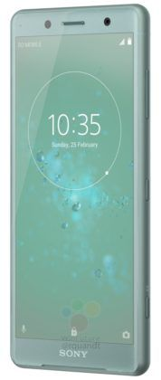 Sony Xperia XZ2 Compact renders leaked ahead of #MWC2018. #technology