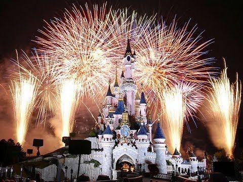 Disney's Celebrate America! A Fourth of July Concert In The Sky Fireworks 7/3/11 Walt Disney World - YouTube