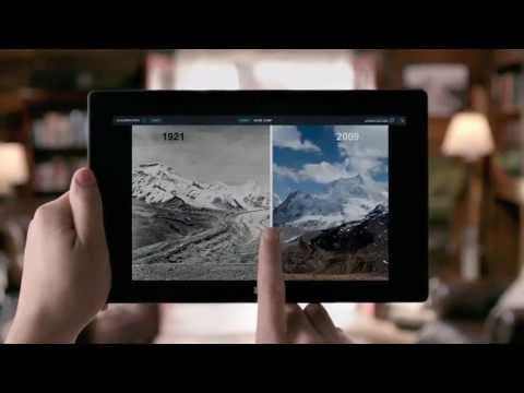 Everest: Rivers of Ice | Internet Explorer - YouTube