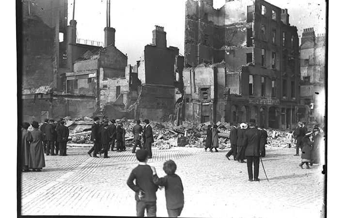 """Notre Dame documentary, 1916 The Irish Rebellion, to air in US, crowned as a """"rare thing: a thoroughly engaging history lesson."""""""