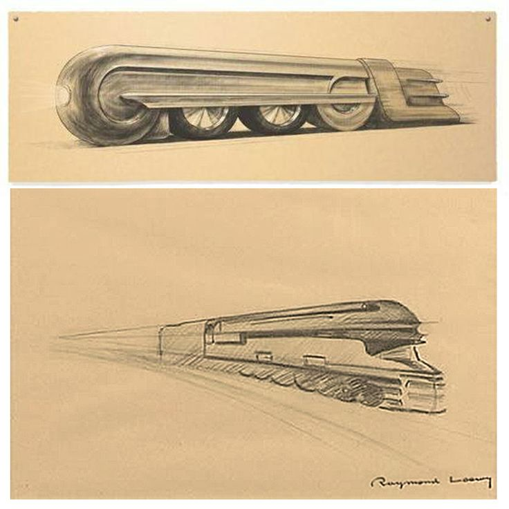 Visionary Raymond Loewy Honored In Google Doodle And A Look At Some Of His Greatest Designs.