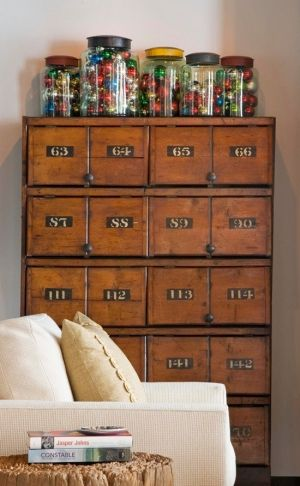 What a great piece of antique furniture cabinet by paige