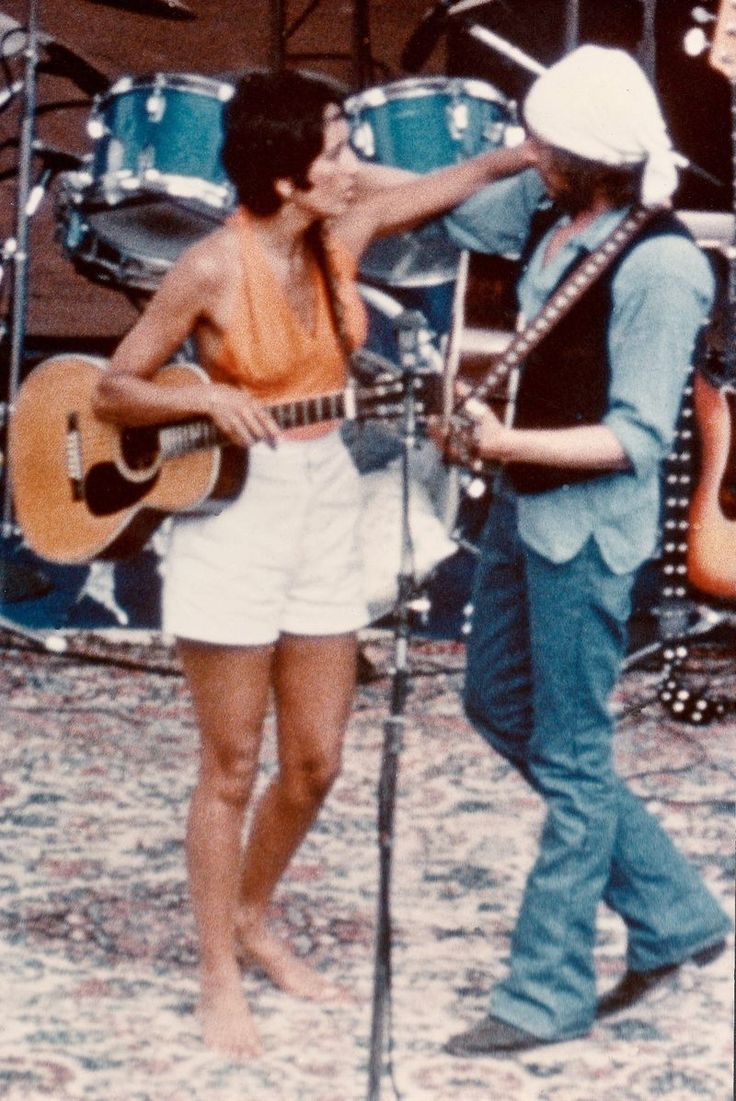 Vintage classic hippies joan and jeff 1973 - 3 part 6