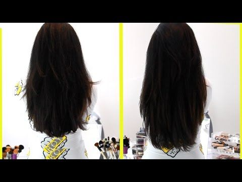 how to grow long hair naturally in a week