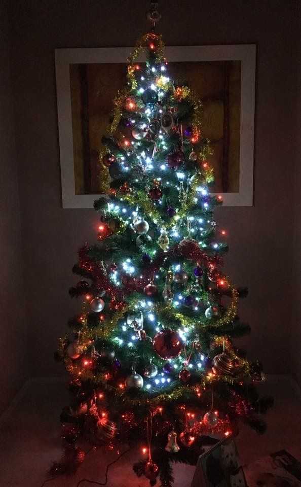 #karácsonyfa #christmastree