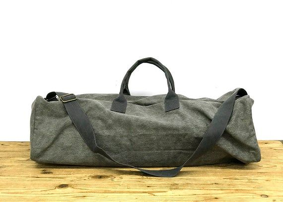Sale Yoga Bag Gym Bag Pilates Bag Overnight Bag Large Yoga Bag Duffel Bag Travel Bag Unisex Vegan Bag Duffle Weekend Bag Non Leather Bag Bags Yoga Bag Mat Bag