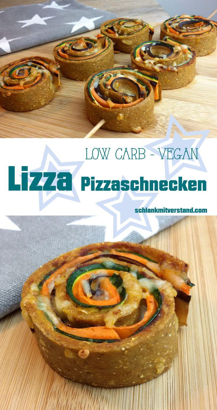 Lizza Pizzaschnecken low carb vegan Dieses Rezept ist entgegen meiner Einstellungmit einem Fertigprodukt zubereitet… dem Lizza Pizzateig. Ich muss zugeben, dass die Jungs von lizza.de mir im Punkt low carb Teig da um einiges voraus sind. Aber ich muss ja auch nicht/ oder noch nicht alles können. Der Superteig ist mittlerweile auch in einigen Supermärkten (Real, Rewe) erhältlich und hält sich im Kühlschrank einige Wochen. Für den ersten Versuch empfehle ich eine einfache, gut belegte Pizza…