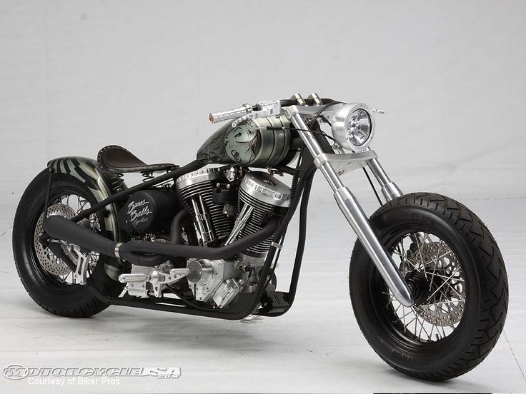 Brass Balls Choppers › Darwin Motorcycles Rolls Out 2011 Rocketeer Chopper Bike