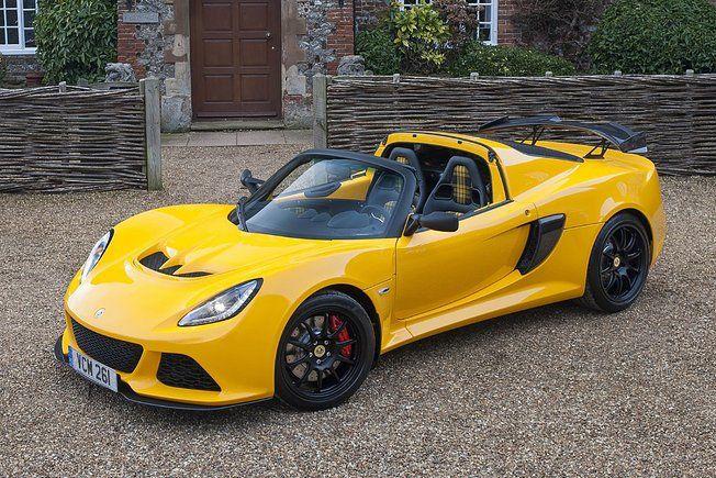 Photos Salon Genève 2016 : Lotus Exige Sport 350 Roadster D?couvrez les galeries d'images de Turbo