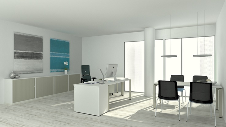 Bright impression by Steelcase