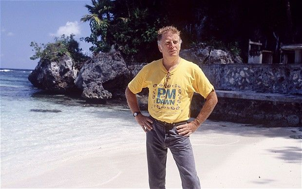 Chris Blackwell: the original trustafarian
