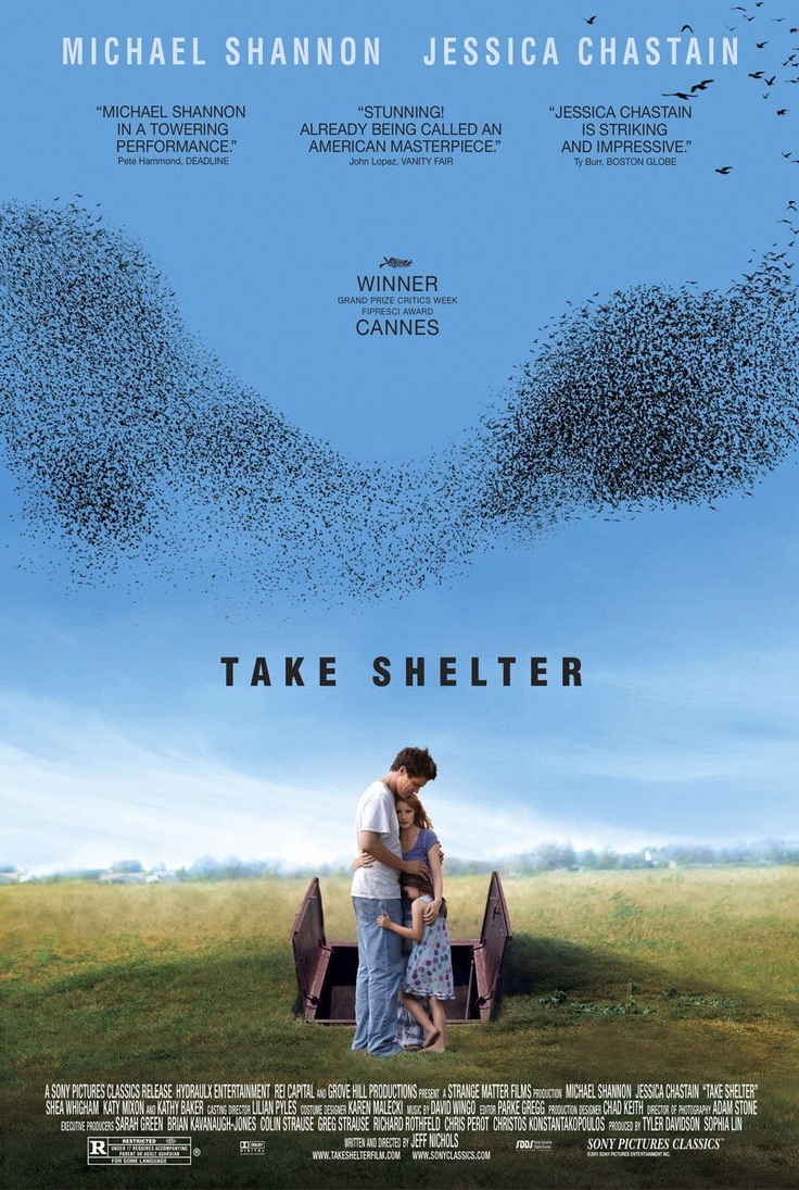 take shelter poster Film documentaire, Film, Jessica