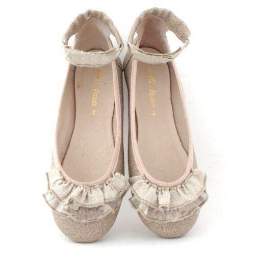 Belle Chiara, bailarinas a medida para niñas http://www.minimoda.es