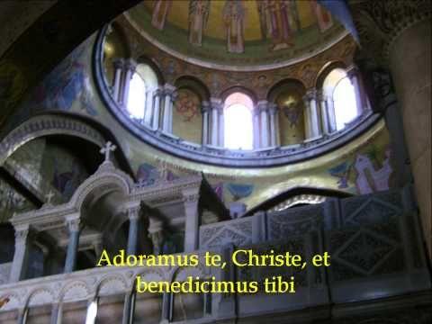 Adoramus Te, Christe - Dubois Catholic Hymns - YouTube