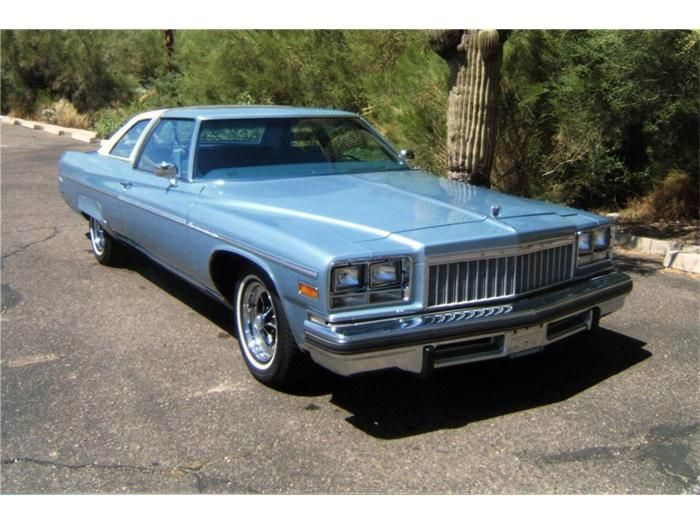 Buick Electra 225 1976.