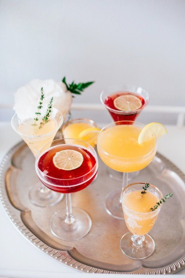 One staple that is a must for any brunch is a mimosa, and this year, we can't wait to mix it up with these 15 mimosa recipes!