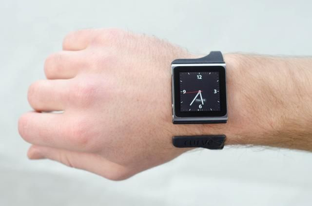 WOW, I love Shapeways anyway but this IPOD Nano wrist holder is incredible!  And under $25