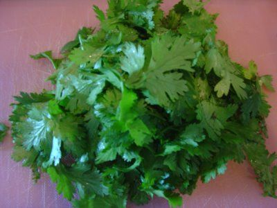 The Sisters Dish: Cilantro lime tomatillo ranch dressing