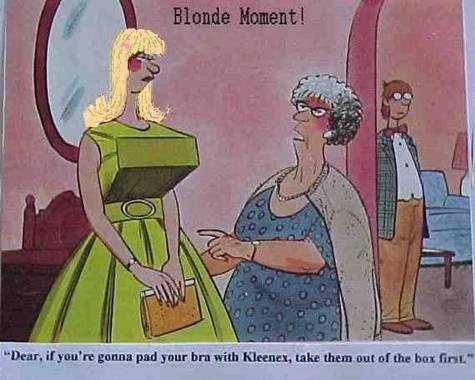 Hahaha...: Funny Cartoon, Funny Pics, Blondes Moments, Funny Pictures, Funny Jokes, Blondes Jokes, Funny Stuff, Humor, Funny Memes