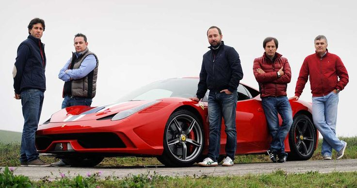 <p>To test the new 458 Speciale's capabilities to the full, we asked the team behind this pioneering model to take it up into the hills surrounding Maranello. Certainly no simulation would have generated such an enthusiastic response</p>