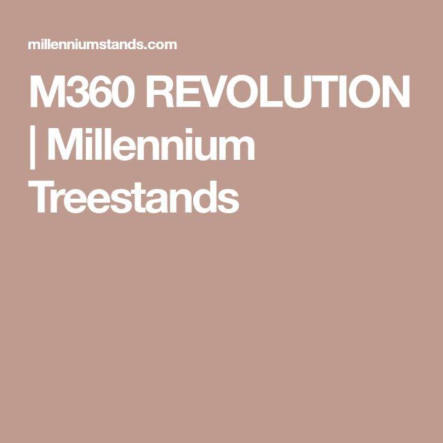 M360 REVOLUTION   Millennium Treestands