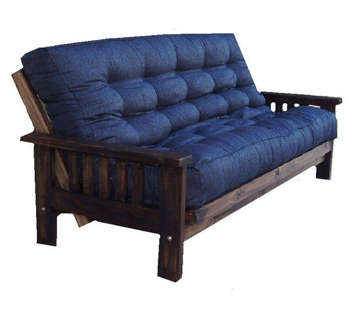 Futon 3 cuerpos cipres con colchon - Amoblamientos AS - Venta online de muebles para el hogar