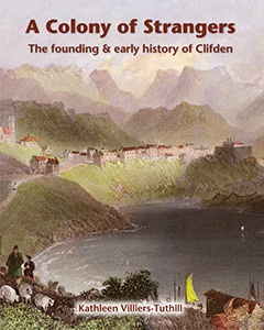 New book about the history of Clifden by local women Kathleen Villiers-Tuthill