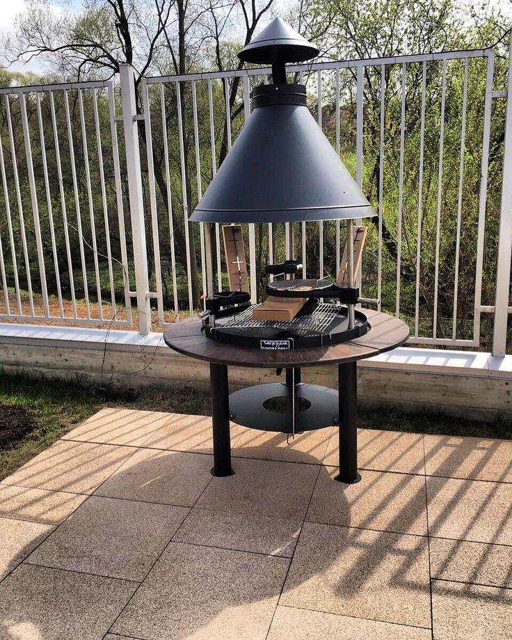 Гриль барбекю Fingrill Nordic. Гриль барбекю предназначен для установки как на открытом воздухе, так и в закрытых помещениях. Отличный подарок для Вас и ваших близких. www.fingrill.ru