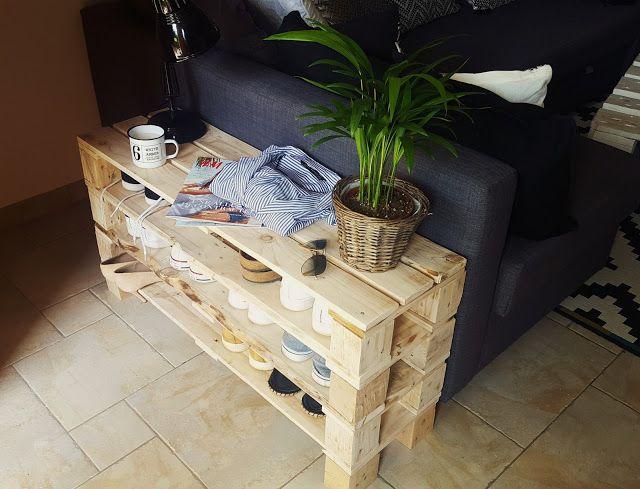 1000 id es sur le th me meuble chaussure sur pinterest - Fabriquer rangement chaussure ...