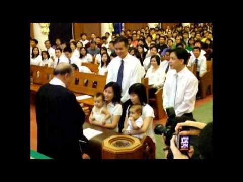 Il pedobattesimo calvinista non corrisponde al battesimo per immersione insegnato da Gesù | La Buona Strada