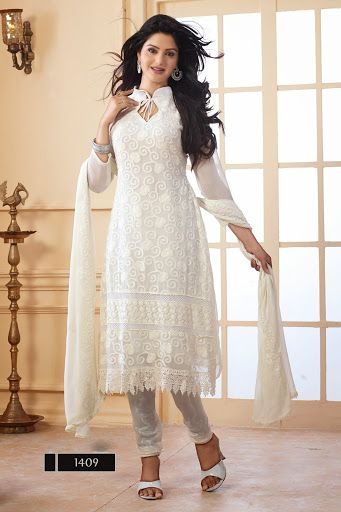 Dinnar Collection Anarkali Suit - 9 - Shopping on Junction