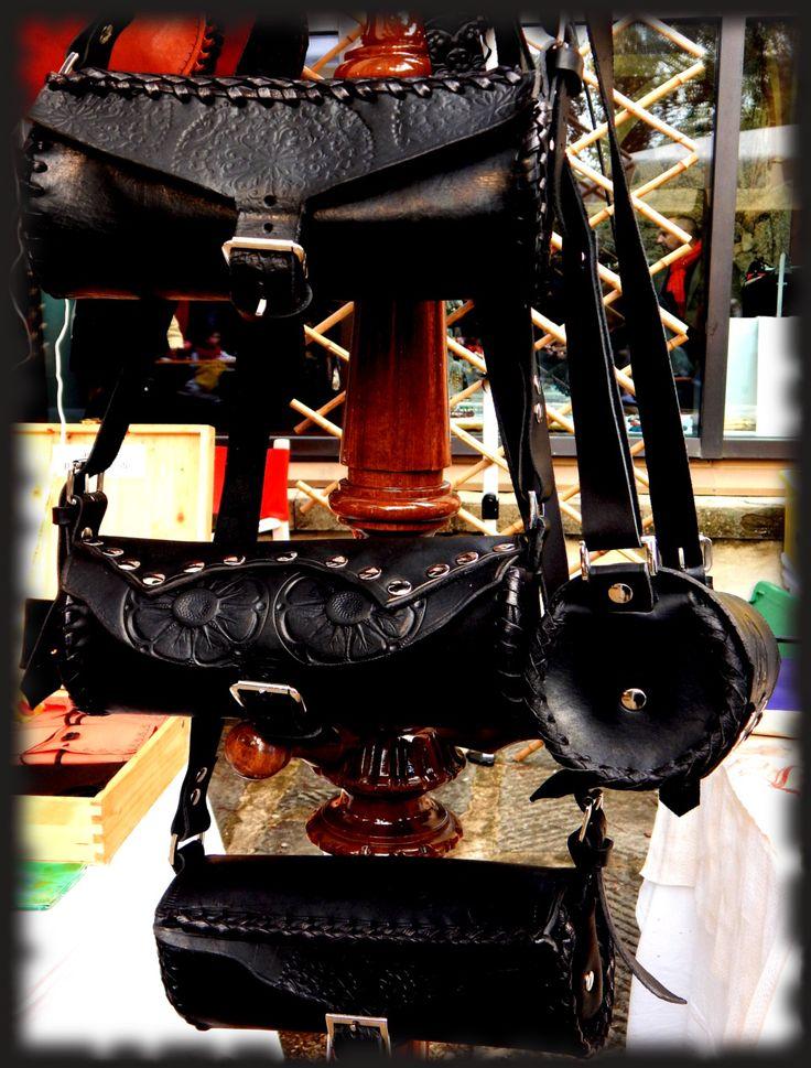 Gothic Bag www.triarti.com
