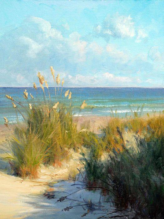 Ocean art   Beach art   Pinterest