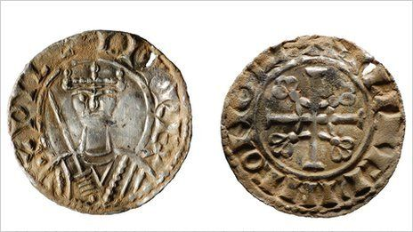 Rare coin from the reign of William the Conqueror, proving that his mint was in operation throughout his reign.