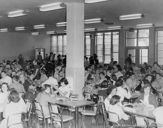School Cafetaria