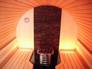 Home Sauna for my heat and humidity addiction.