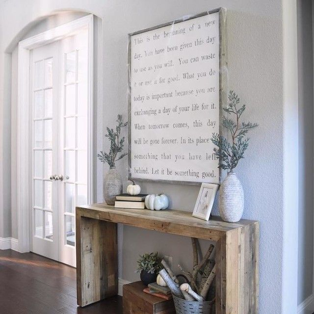 Emmerson® Reclaimed Wood Console, Reclaimed Gray