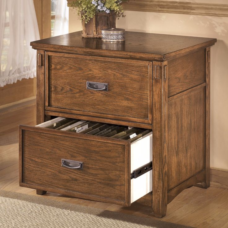 Cross Island | Lateral File Cabinet