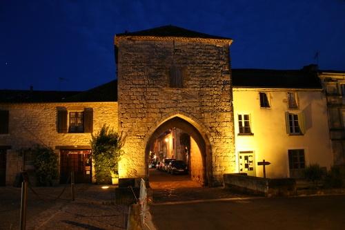 Monpazier, Dordogne, Aquitaine