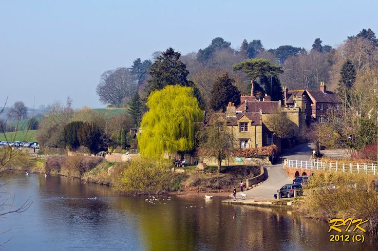 Arley, Worcestershire, UK. 01