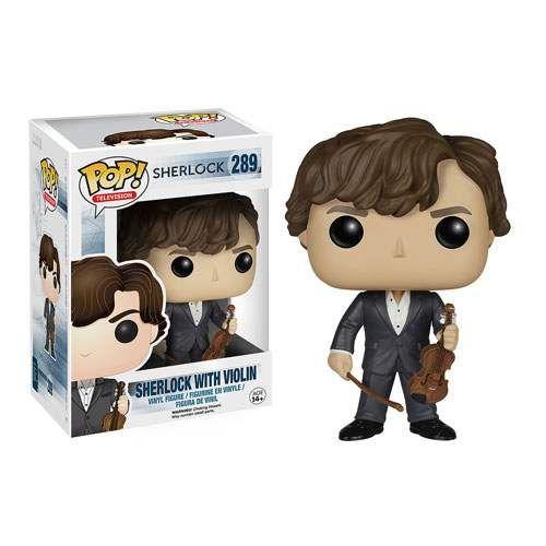 funko pop Sherlock Holmes