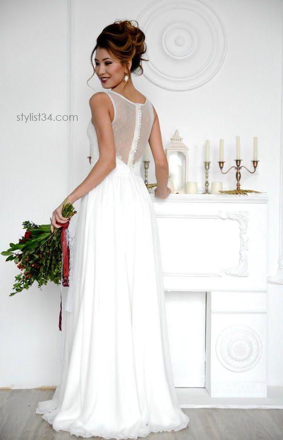 прически и макияж на свадьбу светлана владивосток