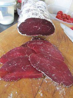 Sliced Bresaola